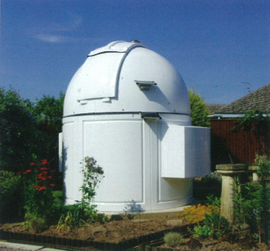 7 5ft 2 3m Sirius Observatory Beckstrom Observatory