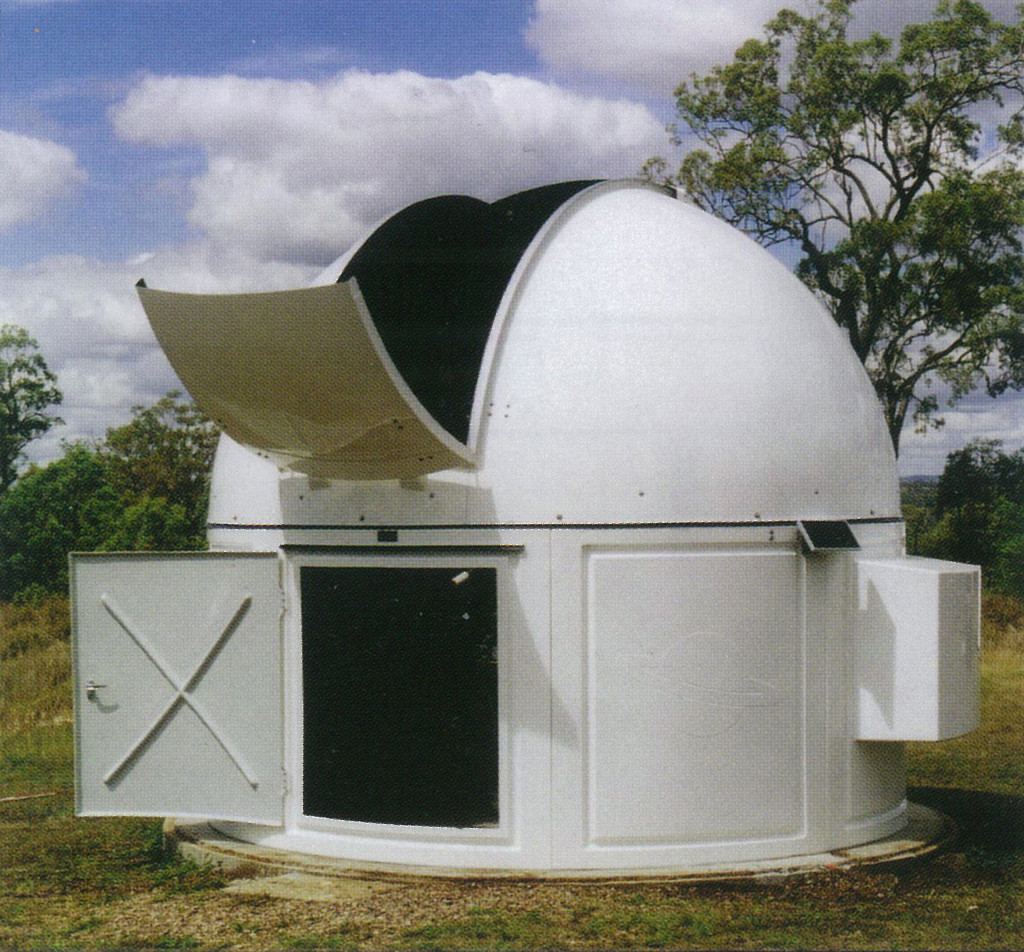 11 5ft 3 5m Sirius Observatory Beckstrom Observatory