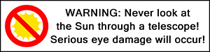 SunWarning copy